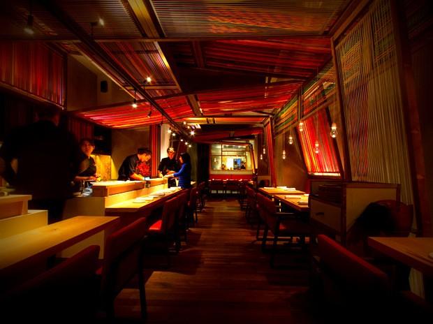 Nuevo restaurante en barcelona pakta - Restaurante ken barcelona ...