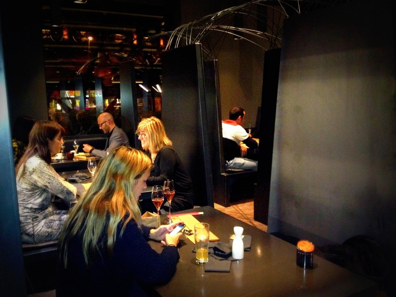 Umo grupo nomo hotel catalonia plaza que se cuece en barcelona restaurante japones marta casals - Restaurante umo barcelona ...