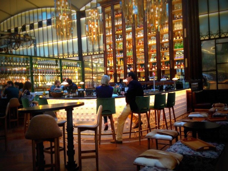El nacional nuevo restaurante de restaurantes en barcelona - Restaurantes passeig de gracia ...