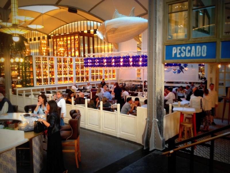 El nacional nuevo restaurante de restaurantes en barcelona - Restaurante ken barcelona ...