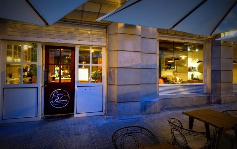 Restaurante casa paloma barcelona carnes y steak tartar impresionantes - Restaurante casa paloma barcelona ...
