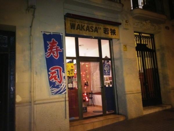TASCA JAPONESA WAKASA QUE SE CUECE EN BCN (47)