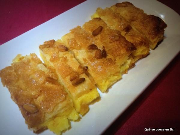Restaurante Sense Pressa Qué se cuece en Bcn donde comer barcelona (19)