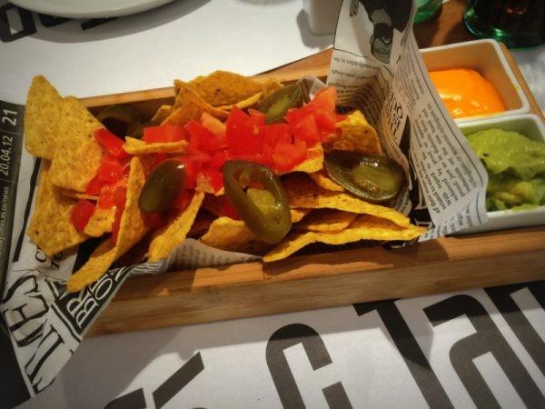 Restaurante Bar Café & Tapas Balmes Travessera que se cuece en Barcelona (2)