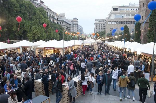 Mercat de mercats este fin de semana en barcelona for Eventos en barcelona este fin de semana